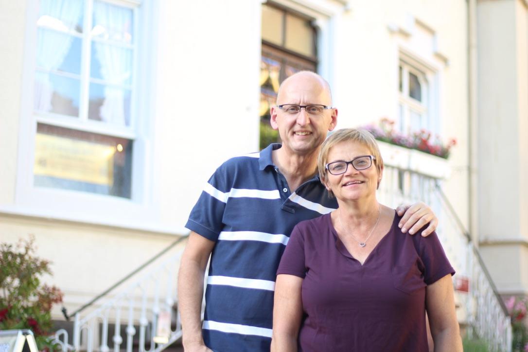 Thomas und Renate Kraft